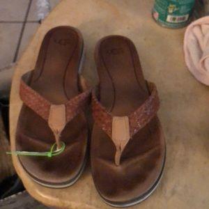 Ugg sandals (flip flops)